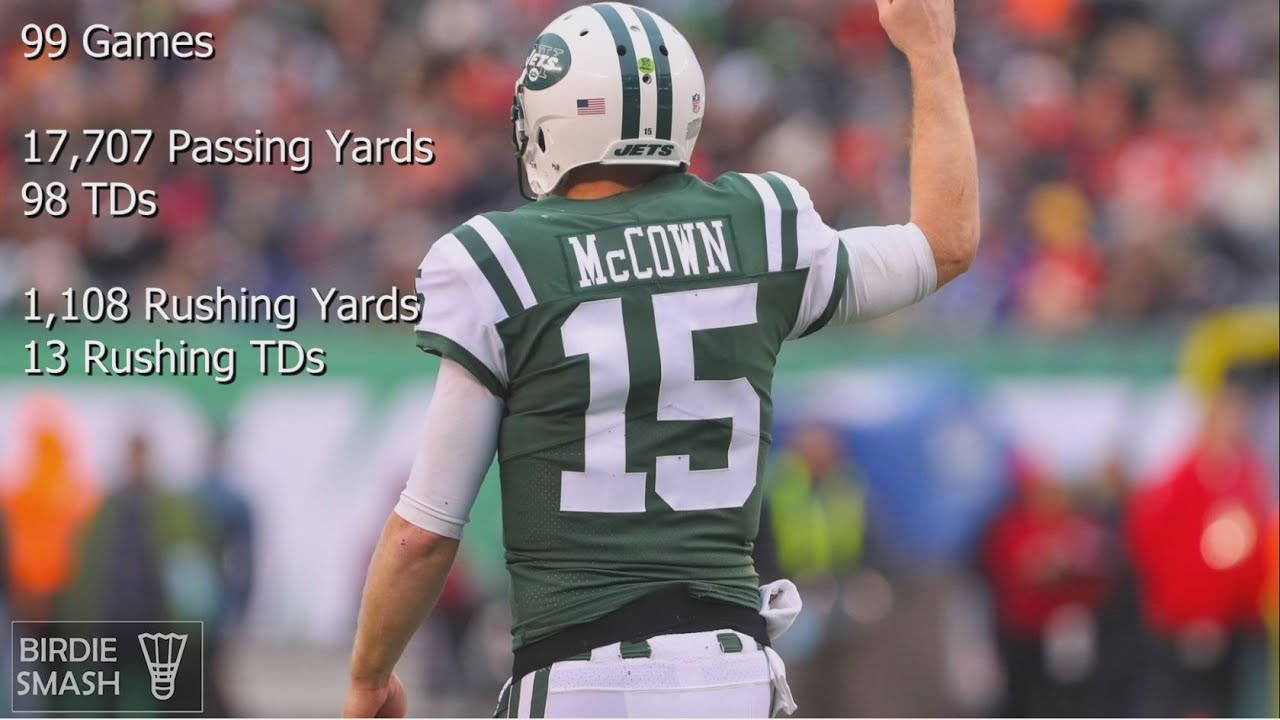 10 Josh McCown stats you won't believe