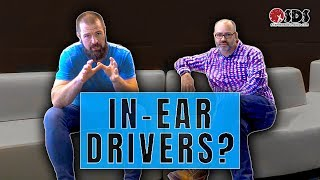 The Truth About In Ear Monitor Drivers