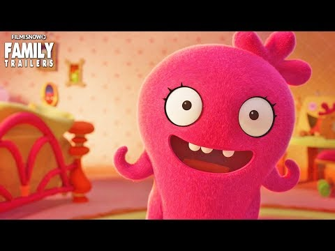 UGLYDOLLS Trailer (2019) – Adorable Plush Dolls Come to Life in a Musical Adventure