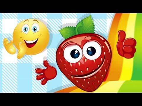 ÇİLEĞİ SEVİYORSAN ALKIŞLA - Meyveleri Öğreten Şarkı