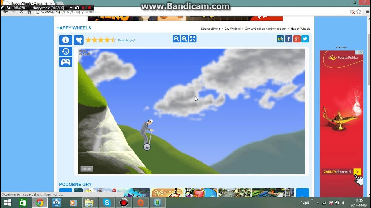 Gry Pl Happy Wheels Youtube