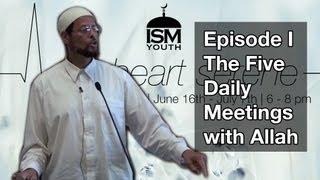 A Heart Serene Ep I - The Daily Meetings with Allah | Imam Zaid Shakir | #HeartSerene