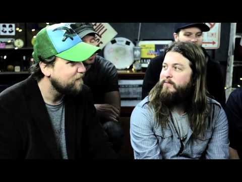 Greensky Bluegrass interview at Second Story Garage
