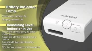 01. Sony® Portable Wireless Server Walk-through