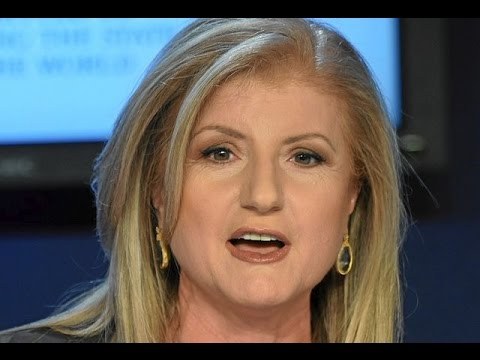 The History, Future and Evolution of the Internet: Arianna Huffington (2012)