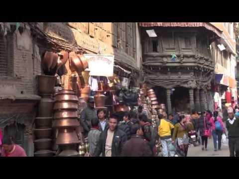 NEPAL KATHMANDU STREETS LIVE
