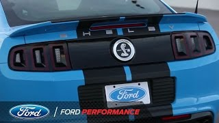 2013 Shelby GT500: The Nardo Ring | Shelby GT500 | Ford Performance