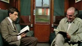 Taking the Train | Funny Clip | Mr. Bean Official