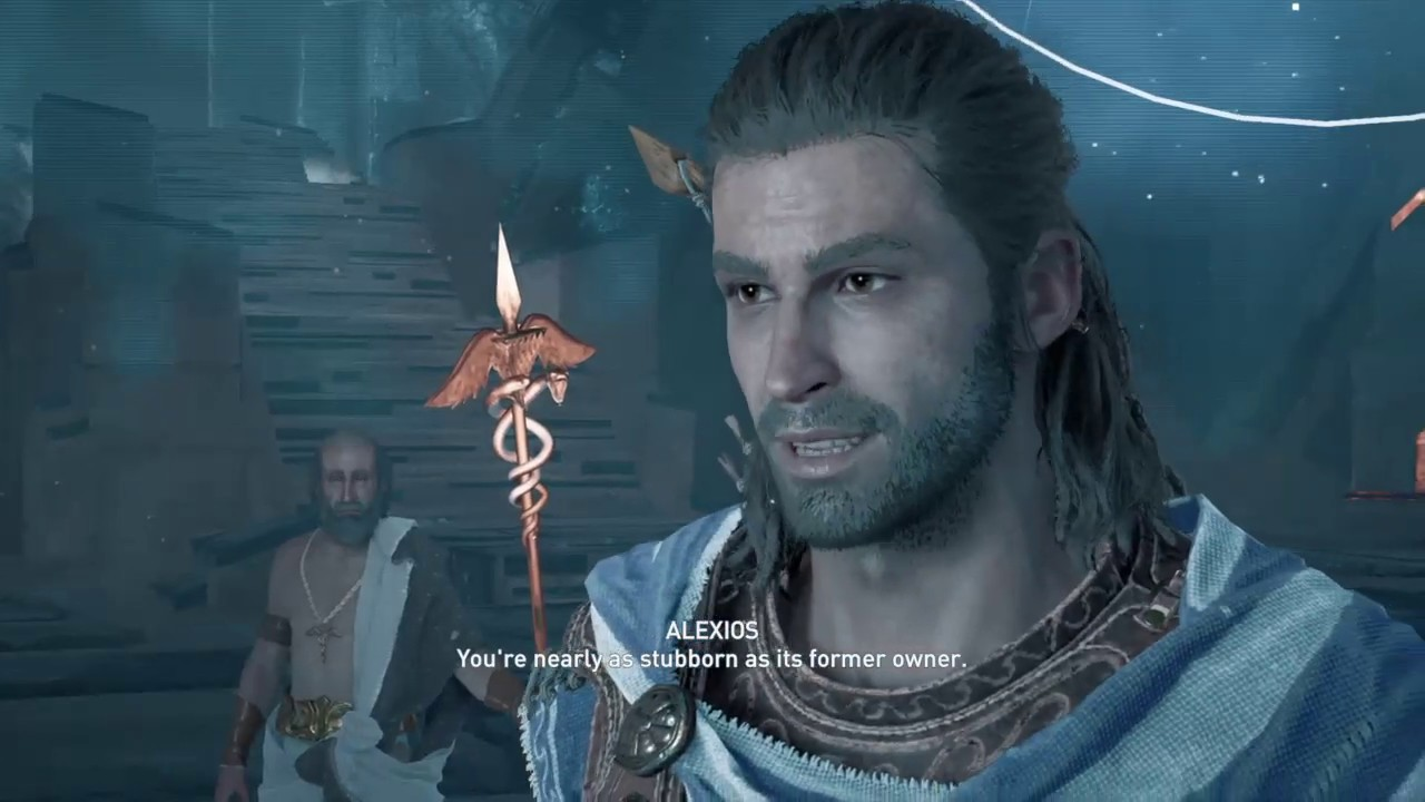AC Odyssey Gameplay 8 - Alexios - YouTube