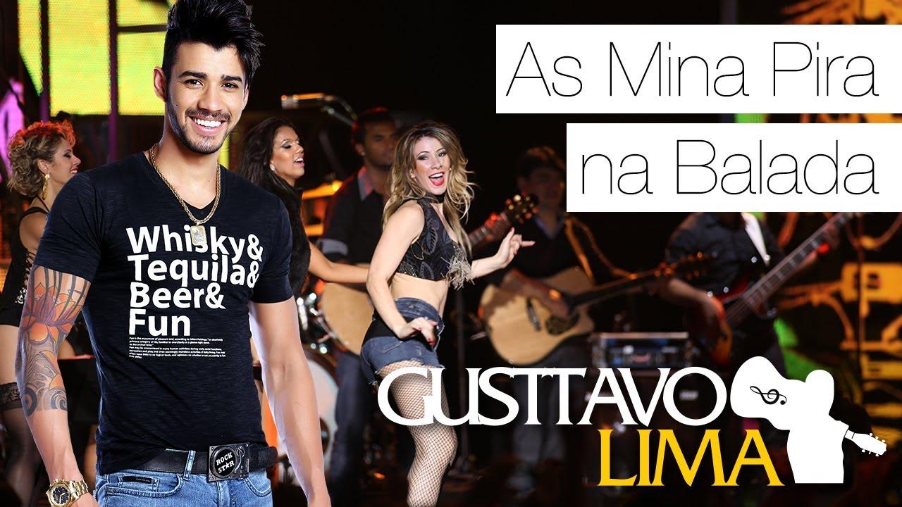 musica as mina pira gustavo lima shared