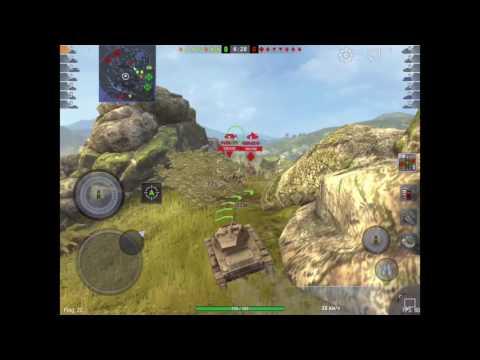 M24 Chaffe wot blitz предварительный обзор