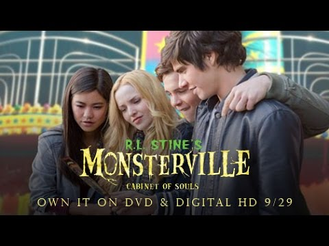 R.L. Stine's Monsterville: Cabinet of Souls - Trailer - Own it on ...