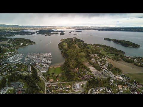 Asker Norway 11 km drone patrol
