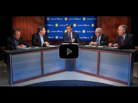 Judicial Watch Panel: Clinton Scandal Update – Emails and the Clinton Foundation