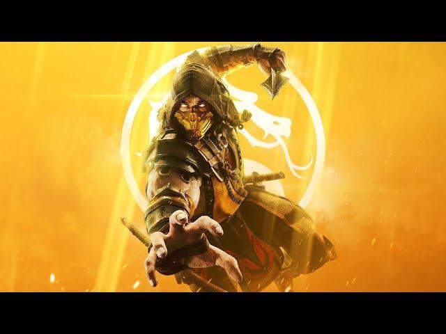 Mortal Kombat 11 Scorpion Klassic Tower Gameplay