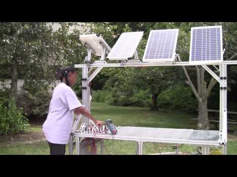 SEIGERT Mobile Solar Experimental System Demonstration