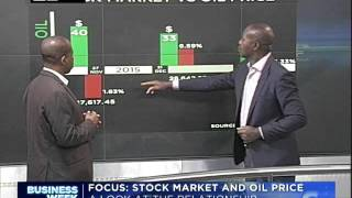 Analysis of relationship between oil price and stock market