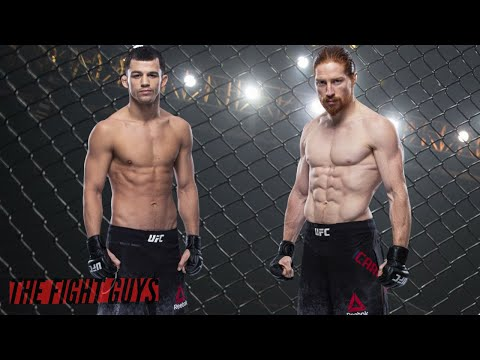 UFC On ESPN 9: Billy Quarantillo Vs.  Spike Carlyle - Odds And Predictions