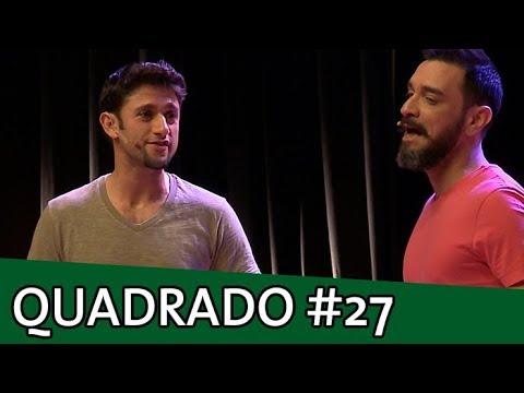 IMPROVÁVEL - QUADRADO IMPROVÁVEL #27