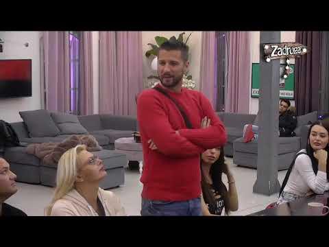 Zadruga 2 - Marko Miljković priča kakav je osećaj biti najpoželjniji muškarac u kući - 08.11.2018.