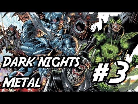 Batman The Devastator VS Superman DC Metal #3