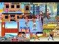Gameplay MAME 80 random games / 80 Jogos arcade