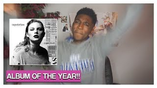 Taylor Swift - Reputation Album (REACTION) | Jayden Alexander