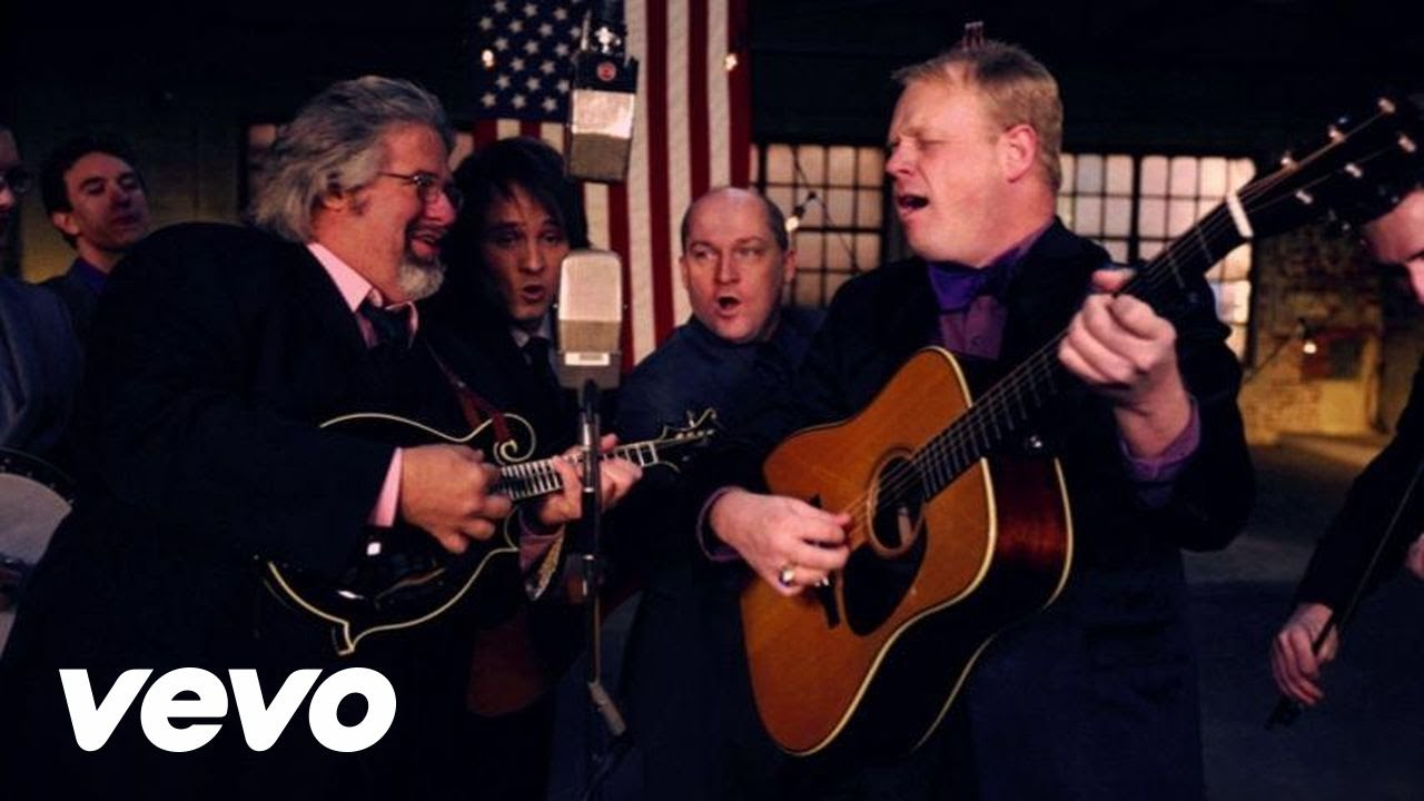 Video: Dailey & Vincent - Steel Drivin' Man