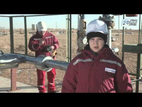 Видео Нефтегазовые месторождения