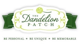 The Dandelion Patch Happy Video