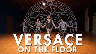 Bruno Mars Vs David Guetta Versace On The Floor Dance Video Mihran Kirakosian Choreography