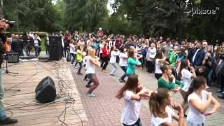 Урок движения. Танцевальный флешмоб