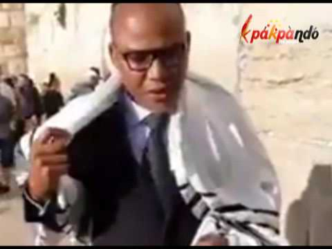 NNAMDI KANU REVEALS ASO ROCK SECRET AS HE BROADCASTS FROM ISREAL