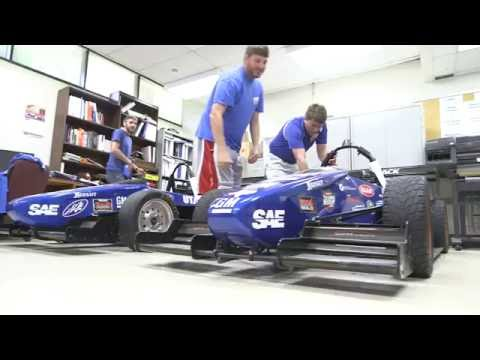 Pushing Our Limits: Race cars and unmanned vehicles