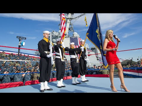 """Lilian Garcia's performance of """"The Star-Spangled Banner"""" makes the WWE Music Power 10"""