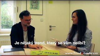 Trendy Leaders - Petr Rubáček z Remembership, Michaela Jirková