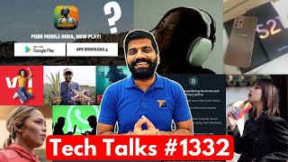 Tech Talks #1332 - Whatsapp Privacy, Cheap AirPods Max, S21 Unboxing, PUBG Not Coming, A72 5G