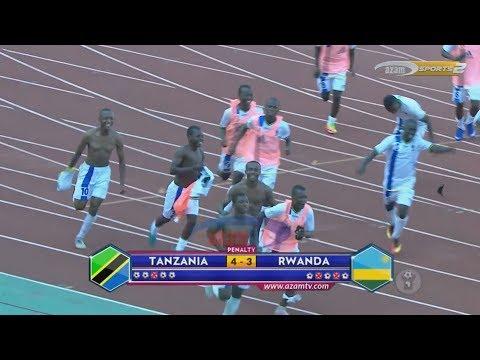 MAGOLI YOTE NA MIKWAJU YA PENATI: TANZANIA 2-2 RWANDA (P: 4-3) -  (CECAFA U17 AFCON QUALIFIER)