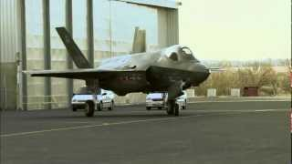 F-35 - A Pilot's Perspective