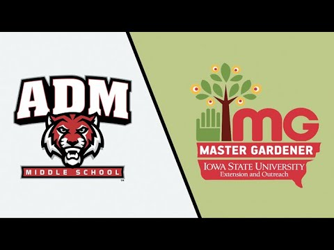 Dallas County Master Gardeners and ADM Middle School