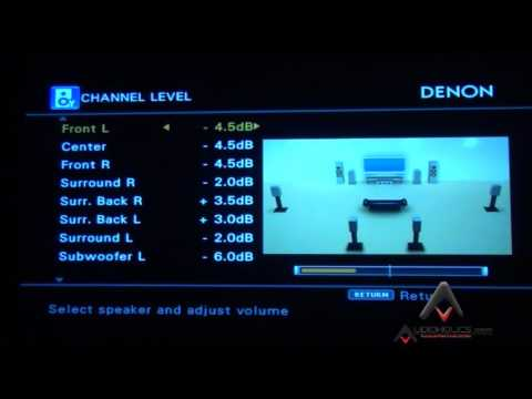 How To Set Up An AV Receiver HDMI, Bass Management and More