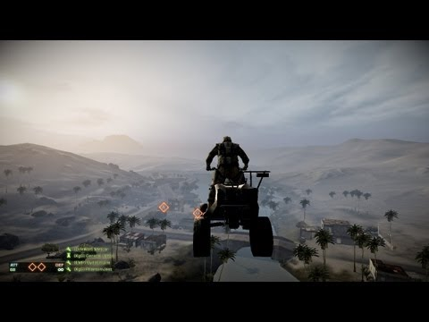 The Art Of Launching - Battlefield Style with General Jason!!