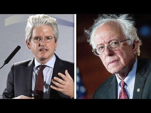 Bernie Sanders Gets Apology From Clinton Backer