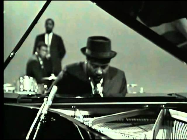Thelonious Monk | Don't Blame Me | Live in Denmark | 1966