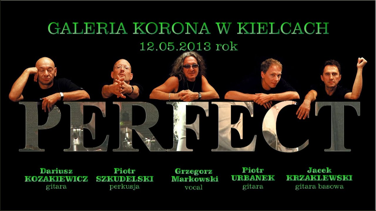 zesp perfect galeria korona w kielcach youtube. Black Bedroom Furniture Sets. Home Design Ideas
