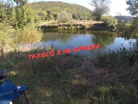 ТАКОГО Я НЕ ОЖИДАЛ, рыбалка в германии, речка, усач   FSK18+   часть2