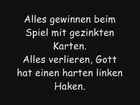 Haus am See lyrics