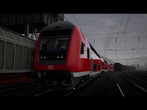 Train Sim World || Rise and Shine || Ruhr-Sieg Nord |