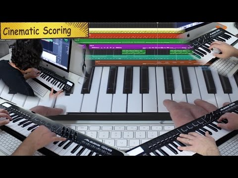 Cinematic Scoring with Project Sam and Logic Pro X