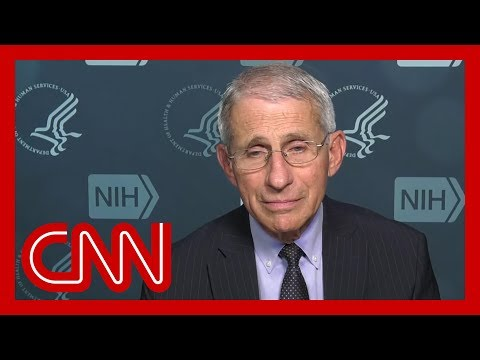 Fauci reveals why